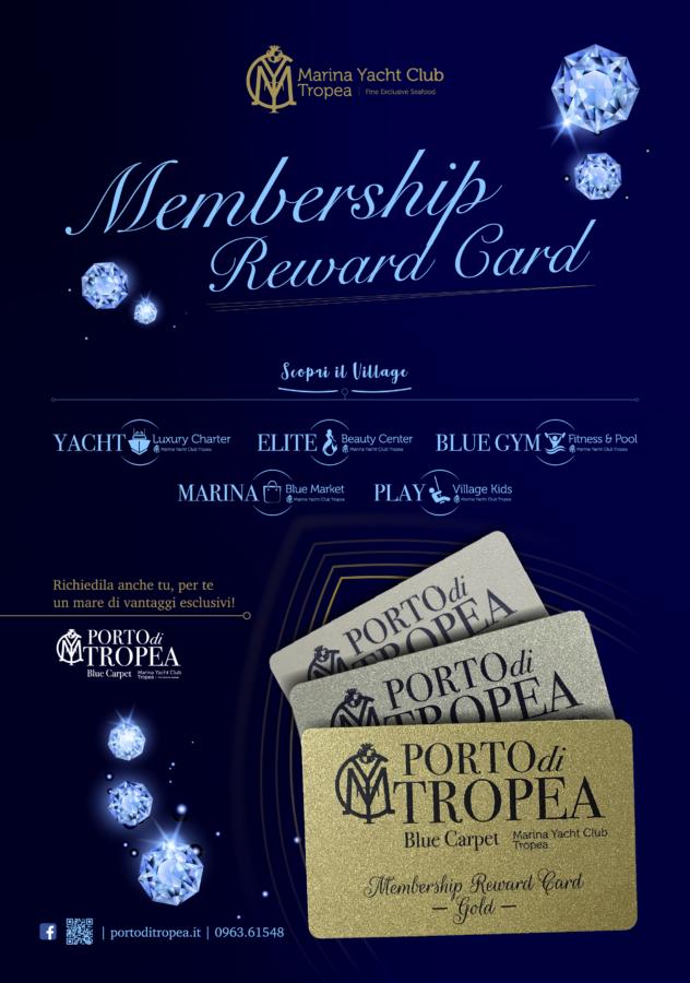 MYC Regolamento Membership Gift Card