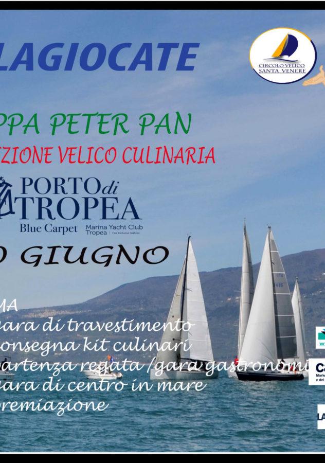 """Iª edizione """"Velagiocate Coppa Peter Pan"""""""