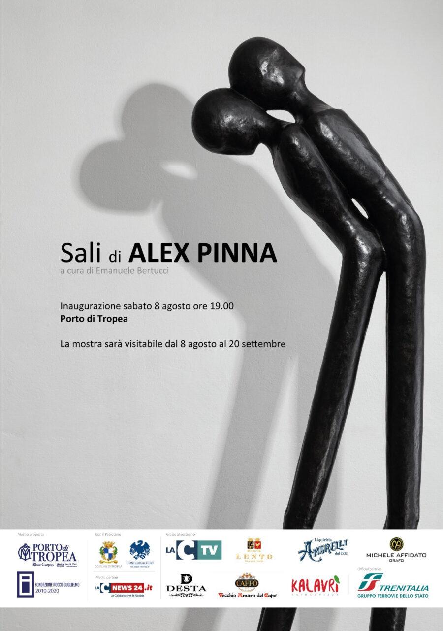 "Mostra ""Sali"" di Alex Pinna"